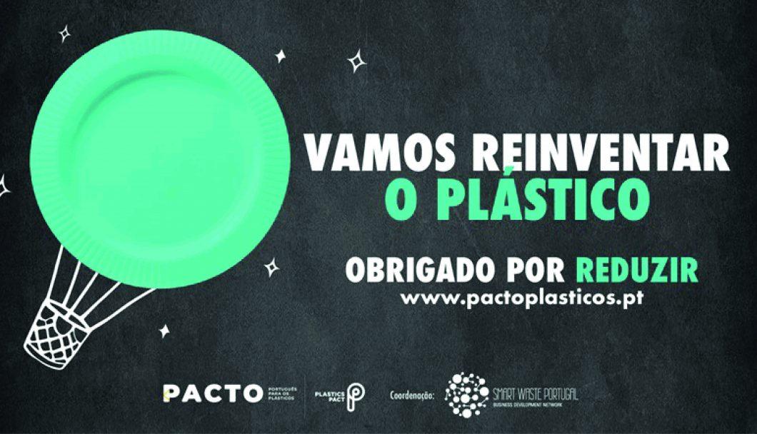 Campanha Vamos Reinventar o Plástico