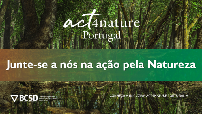 Trivalor junta-se à iniciativa act4nature Portugal