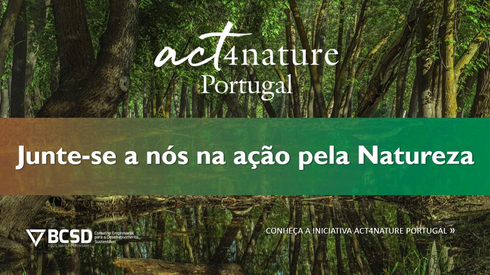 Trivalor junta-se à iniciativa act4nature Portugal