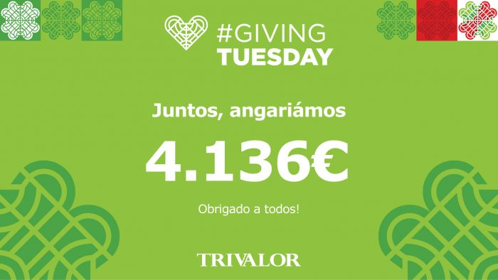 GivingTuesday 2020 - Campanha Trivalor