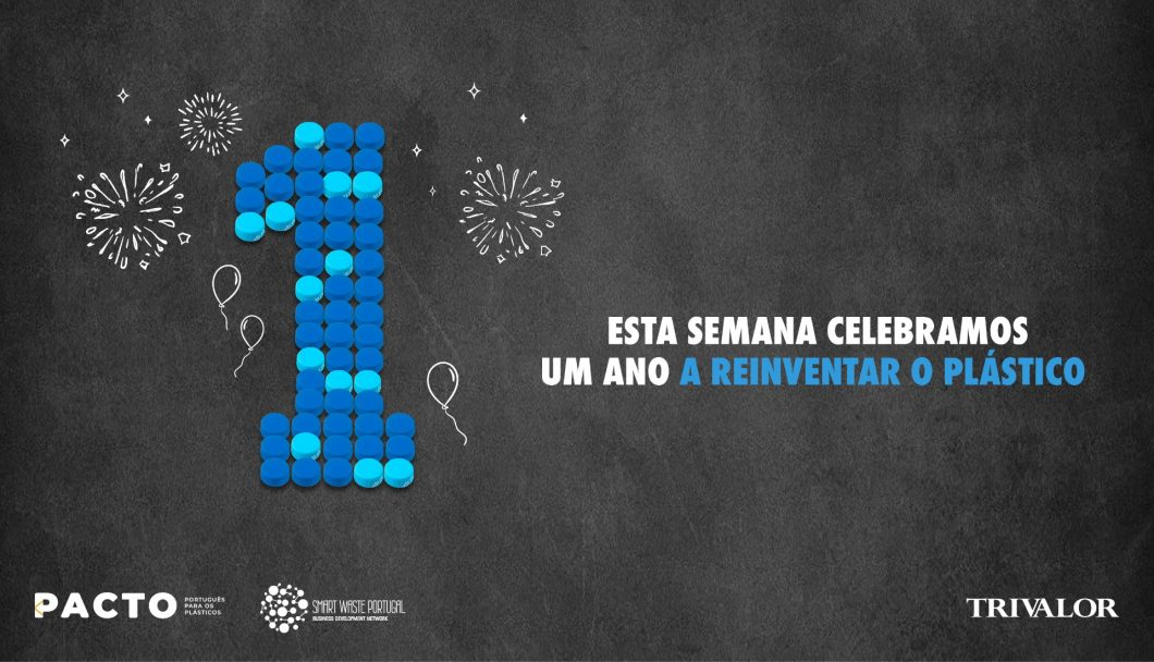 Pacto Português para os Plásticos celebrou uma ano